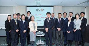 「JaSPON」の理事企業に就任いたしました